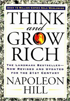 Picture of the book Think and Grow Rich